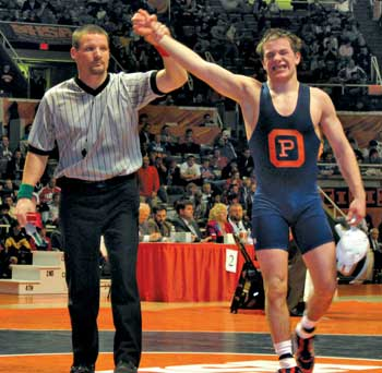 Oprf Wrestling Featured Articles 2008 2009 Season